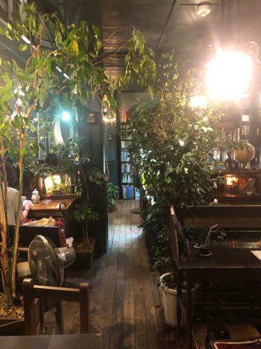 【一人カフェに最適】現実逃避が可能な高円寺カフェ「アール座読書館」