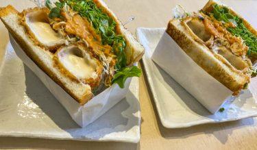 【新宿御苑が目の前】ピクニックに最適な「& sandwich.」